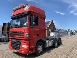 cab over engine DAF XF 105 510 6x2 Manual Gearbox 2009