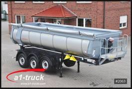 tipper semi trailer Schwarzmüller NEU, 25cbm THERMO Stahl-Segmentmulde 2020