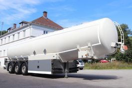 Tankauflieger Auflieger Schwarzmüller TS 3E  45000L 4 Kammer ADR Leasing 2012