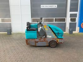 road sweeper Tennant S20 Veegmachine 2011