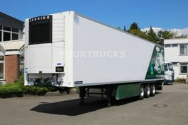 refrigerated semi trailer LAMBERET CarrierVector 1850MT/Strom/Multi-Temp/Pal-Kasten 2012