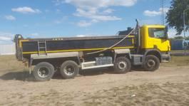 camión de volquete > 7.5 t Scania P360 2011