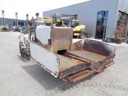 crawler asphalt paver Vogele Super 800 2005