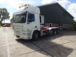 container truck DAF FAK CF85 8X2 2011