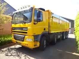 tipper truck > 7.5 t Ginaf X 5250 S 10X4 2012