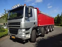 tipper truck > 7.5 t DAF 85 CF 460 FAD 10X4 BB 2012