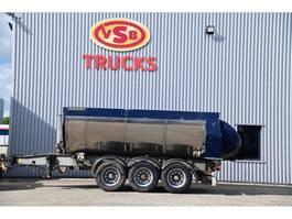 Kipper LKW-Anhänger Kel-Berg Kipper Hardox Steel BPW Axle 24 ton 2004
