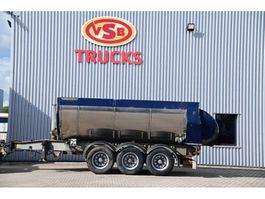 tipper trailer Kel-Berg Kipper Hardox Steel BPW Axle 24 ton 2004