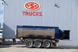 tipper trailer Kel-Berg Kipper Hardox Steel BPW Axle 24 ton 2004
