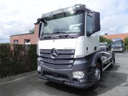 container truck Mercedes-Benz Nieuwe Actros 1932L containersysteem uit stock leverbaar 2021