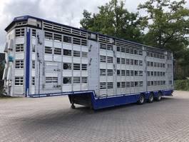 Viehauflieger Pezzaioli Livestock 1/2/3 stock Type 2 2011