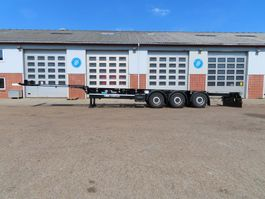 Container-Fahrgestell Auflieger CIMC Extendible chassis 2019