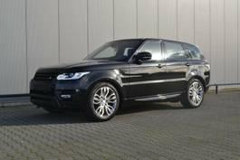 all-terrain vehicle Land Rover Range Rover Sport TDV6 HSE VOLL!!!!