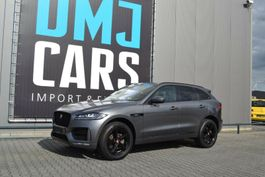 all-terrain vehicle Jaguar F-PACE R-Sport AWD LED Incontrol Dynamic display 2018