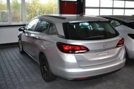 estate car Opel Astra K Sports Tourer Edition 2016