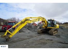 crawler excavator Komatsu PC290LC-6K 2001