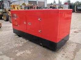 standard power unit Iveco 100 KVA 2006