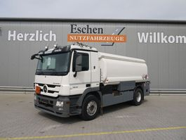 tank truck Mercedes-Benz Actros 1846, Esterer A1+A3 2010