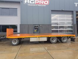 drop side full trailer Jumbo TV280LC 1991