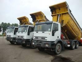 tipper truck > 7.5 t Iveco 380-38 cursor 6x4 2005