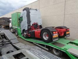 Tieflader Auflieger Fliegl -SES 210-   LKW - Transporter 2014
