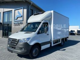 refrigerated closed box lcv Mercedes-Benz Sprinter 516/316Tiefkühl-20°+°Carrier/STANDK+LBW 2020