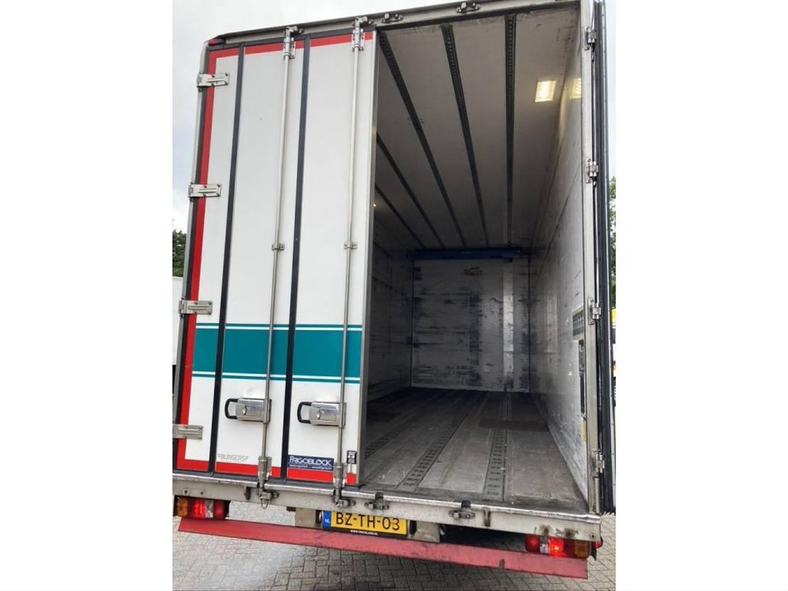 closed box truck > 7.5 t DAF FA XF105 FA Bloemen / Planten EEV Manaul 2012