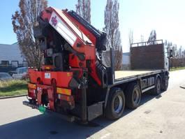 Crane truck part Palfinger PK36002 + JIB 2003