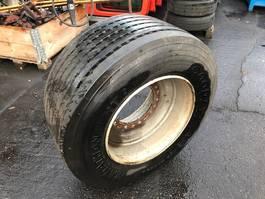 tyres truck part Goodyear MARATHON LHT 435/50R22.5 DOT 4714 2014