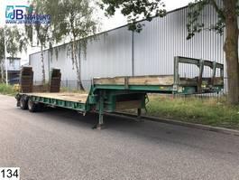 Tieflader Auflieger Castera Lowbed Steel suspension, 39000 KG, B 3,00 mtr + 2 x 0,25 mtr 1978
