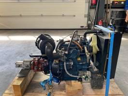 engine equipment part Kubota DF 750 24 PK 3 cilinder gas motor met keerkoppeling