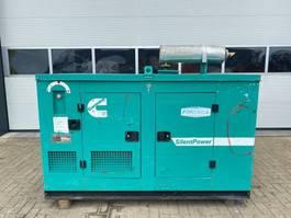 generator Cummins Stamford 16 kVA Silent generatorset 2013