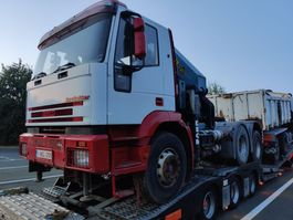 heavy duty tractorhead Iveco 720E37 Eurotrakker ***PALFINGER PK35000*** 1997