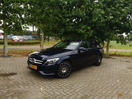 estate car Mercedes-Benz C 250 ESTATE 7GTRONIC AUTOMAAT 2016 C250 2016