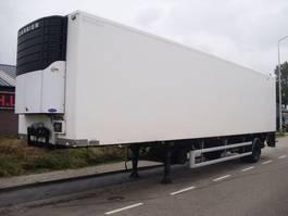 refrigerated semi trailer Tracon CITYTRAILOR  CARRIER 1800  -25c +BPW+TUV 2021+HOLLAND REGISTRATION 2004