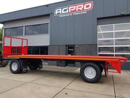 drop side full trailer agpro 2 as AGPRO 2020