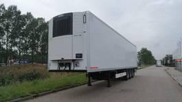 refrigerated semi trailer Kässbohrer SRI F / 10 - 12 / 27 2020