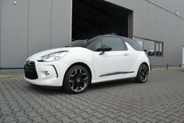 hatchback car Citroën DS3 SoChic 2011