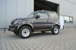 all-terrain vehicle Suzuki Jimny Style Ranger Klima Radio Elek
