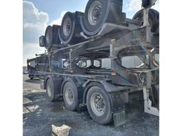 chassis semi trailer OVA R13 - 090853 2006