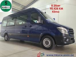 taxi bus Mercedes-Benz Sprinter 316CDI 8Sitzer Hoch+Lang Klima 98428 KM 2014