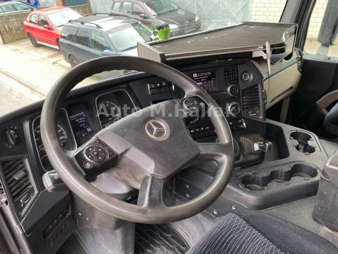 Standard SZM Mercedes Benz Actros 1845 LS MP4 Euro 6 Retarder / Hydraulik