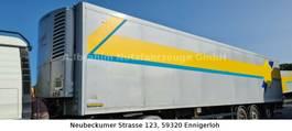 Kühlauflieger ROHR RSK 34, 2x Lift, 1x Lenk-, Mitsubishi TSV 2000