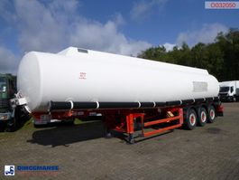 Tankauflieger Auflieger Parcisa Fuel tank alu 42.8 m3 / 6 comp 2003