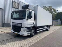 refrigerated truck DAF CF 290 FA euro 6 klegebox+carrier supra 750 d+e 2014