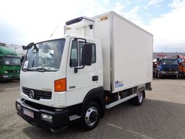 refrigerated truck Nissan Atleon 80.19 + Manual + Carrier Cooling + Euro 5 2012
