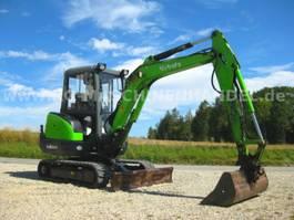 mini digger crawler Diversen KX91-3 alpha 2 - BJ2010 - nur 2800h 2010