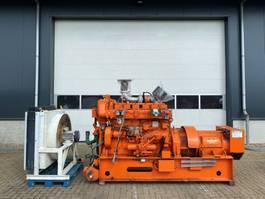 Generator Wärtsilä UD25 L06S4D Unelec 380 kVA generatorset as New ! 2005