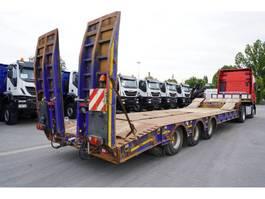 Tieflader Auflieger King GTS60 , 3 axle , 9,30 x 3,35m , stretched , air suspension , 3 X 2016