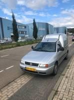 minivan - passenger coach car Volkswagen CADDY 77 KW BESTEL 1,9 TDI 2009